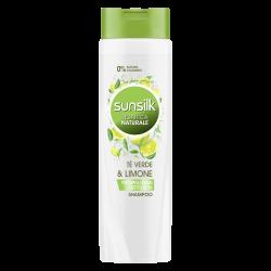 SUNSILK - SUNSILK SHAMPOO TE' VERDE & LIMONE per capelli GRASSI effetto DETOX 250ml - a soli 1,55€ su FESEA online - fesea.shop
