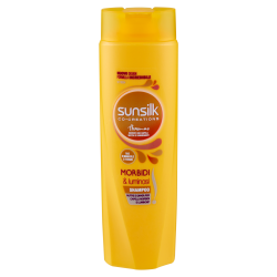 SUNSILK - SUNSILK SHAMPOO MORBIDI & luminosi 250ml - a soli 1,55€ su FESEA online - fesea.shop
