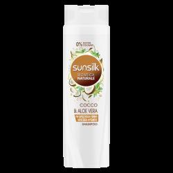 SUNSILK - SUNSILK SHAMPOO COCCO E ALOE VERA 250ml - a soli 1,55€ su FESEA online - fesea.shop