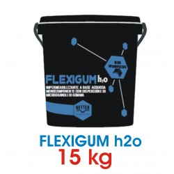 FLEXIGUM H2O GRIGIO 15kg (589688)