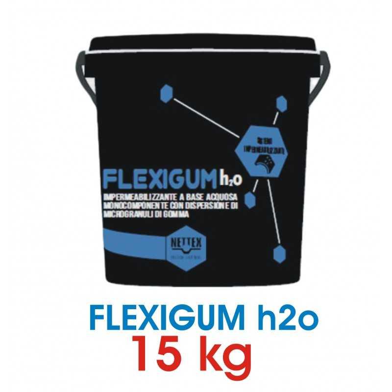FLEXIGUM H2O GRIGIO 15kg...