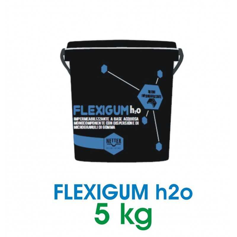 FLEXIGUM H2O ROSSO  5kg...