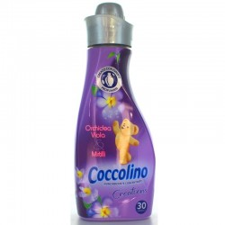 COCCOLINO - COCCOLINO Creation ORCHIDEA VIOLA & MIRTILLI AMMORBIDENTE concentrato 750ml 30Lavaggi - a soli 1,60 € su FESEA on...