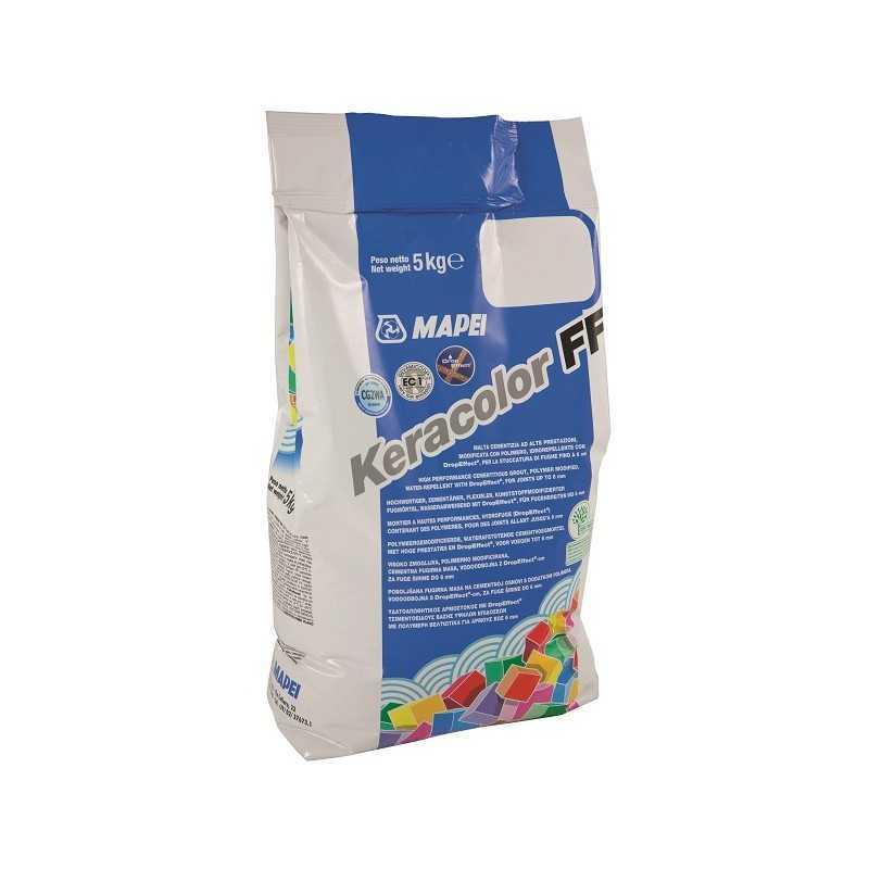 MAPEI - Keracolor FF 111 kg5 Grigio Argento - a soli 10,90€ su FESEA online - fesea.shop