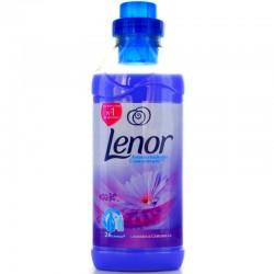 Lenor - LENOR LAVANDA & CAMOMILLA AMMORBIDENTE concentrato 650ml 26Lavaggi - a soli 1,60€ su FESEA online - fesea.shop