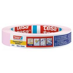 NASTRO CARTA TESA (Rosa) PRECISION MASK Sensitive Art. 04333-00017 (50m x 19mm) MASCHERATURE PROFESSIONALI