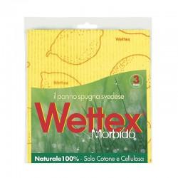 WETTEX - WETTEX Morbido pannospugna 3pz - a soli 1,40€ su FESEA online - fesea.shop
