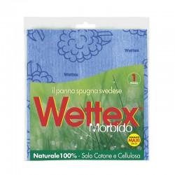 WETTEX - WETTEX Morbido MAXI pannospugna 1pz - a soli 1,50€ su FESEA online - fesea.shop