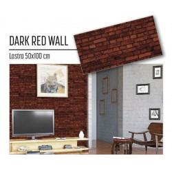 Plastonda decor DARK RED...