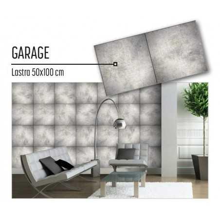 Plastonda decor GARAGE (8028) PANNELLO DECORATIVO cm 50x100