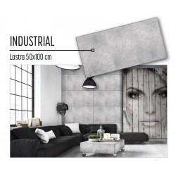 Plastonda decor INDUSTRIAL (8025) PANNELLO DECORATIVO cm 50x100