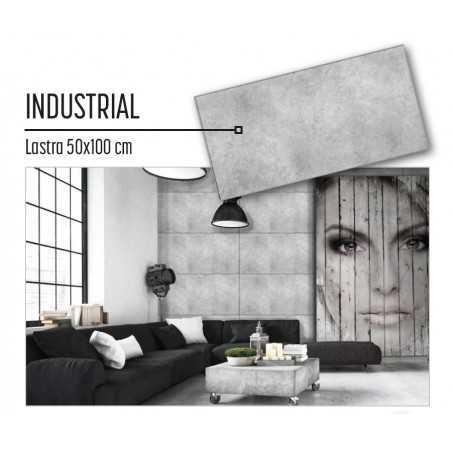 Plastonda decor INDUSTRIAL (8025) PANNELLO DECORATIVO cm 50x100