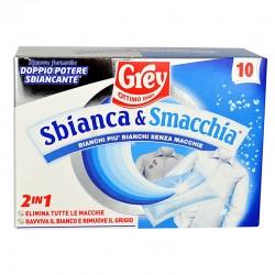 GREY - GREY SBIANCA & SMACCHIA Bustine 10x30g - a soli 3,70€ su FESEA online - fesea.shop
