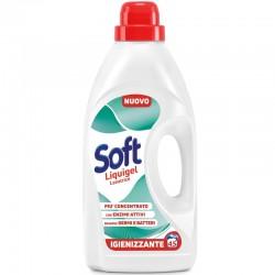 SOFT - SOFT LIQUIGEL LAVATRICE IGIENIZZANTE 45Lavaggi 2500ml - a soli 2,60€ su FESEA online - fesea.shop