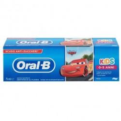 ORAL B - ORAL B DENTIFRICIO KIDS 0-5 ANNI 75ml CARS - a soli 2,20€ su FESEA online - fesea.shop