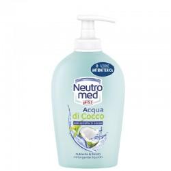 NEUTROMED - NEUTROMED SAPONE LIQUIDO pH5.5 ACQUA DI COCCO nutriente & fresco AZIONE ANTIBATTERICA 300ml - a soli 1,50€ su FE...