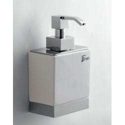 Accessori Bagno Serie RUBEN porta Dispenser: a muro