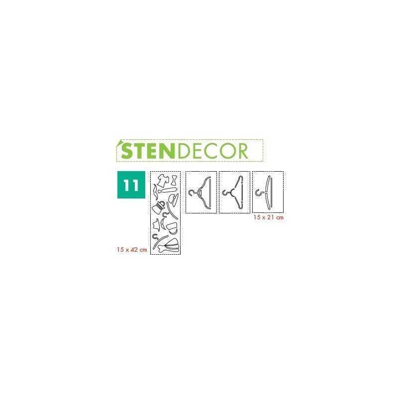 LITOKOL - STENDECOR 11 - SERIE APPENDINI confezione 7pz - a soli 59,80€ su FESEA online - fesea.shop