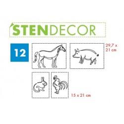 STENDECOR 12 - SERIE...