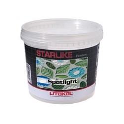 ADDITIVO per STARLIKE Spotlight  Confezione da 150gr. (2x75gr.) Finitura: ARGENTO