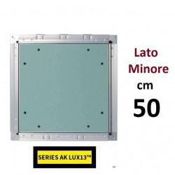 BOTOLA cm  50 x  50 Serie AK Lux13 QUADRATA