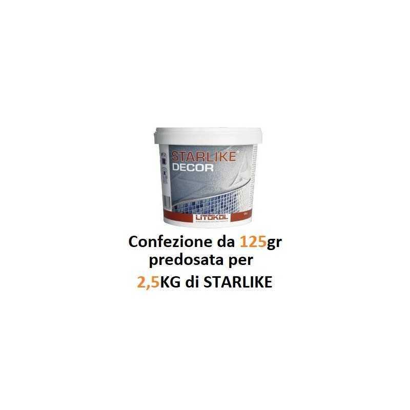 LITOKOL - STARLIKE DECOR da 125gr. per STARLIKE - a soli 22,90€ su FESEA online - fesea.shop