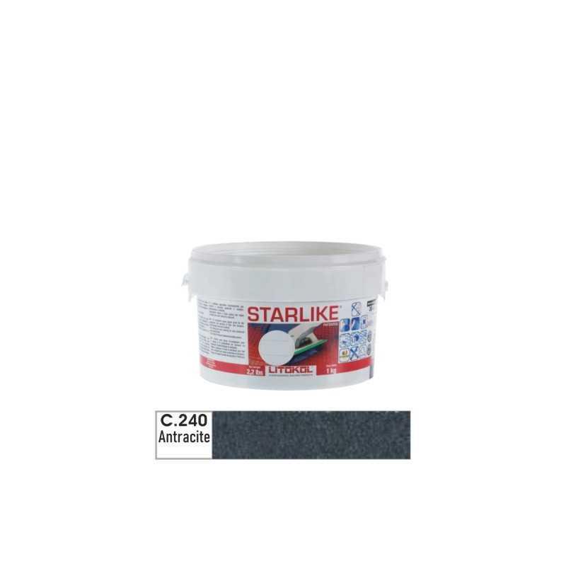 LITOKOL - STARLIKE® C.240 kg.1 Antracite - a soli 19,00€ su FESEA online - fesea.shop