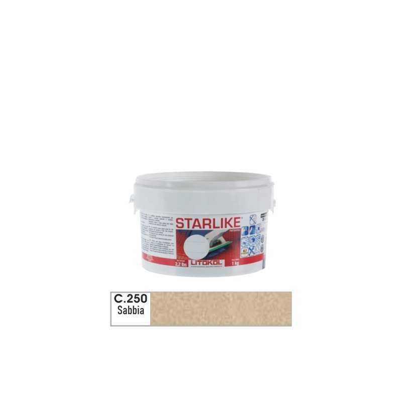 LITOKOL - STARLIKE® C.250 kg.1 Sabbia - a soli 19,00€ su FESEA online - fesea.shop
