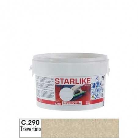LITOKOL - STARLIKE® C.290 kg.1 Travertino - a soli 19,00€ su FESEA online - fesea.shop