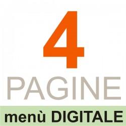 04 Pagine (menù DIGITALE)