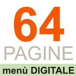 64 Pagine (menù DIGITALE)