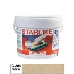 STARLIKE® C.250 kg.2,5 Sabbia