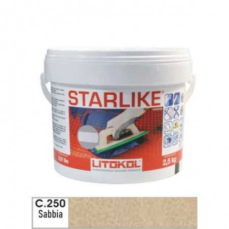 LITOKOL - STARLIKE® C.250 kg.2,5 Sabbia - a soli 33,00€ su FESEA online - fesea.shop