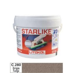 STARLIKE® C.280 kg.2,5 Grigio Fango