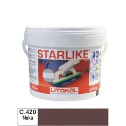 STARLIKE® C.420 kg.2,5 Moka