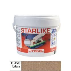 STARLIKE® C.490 kg.2,5 Tortora