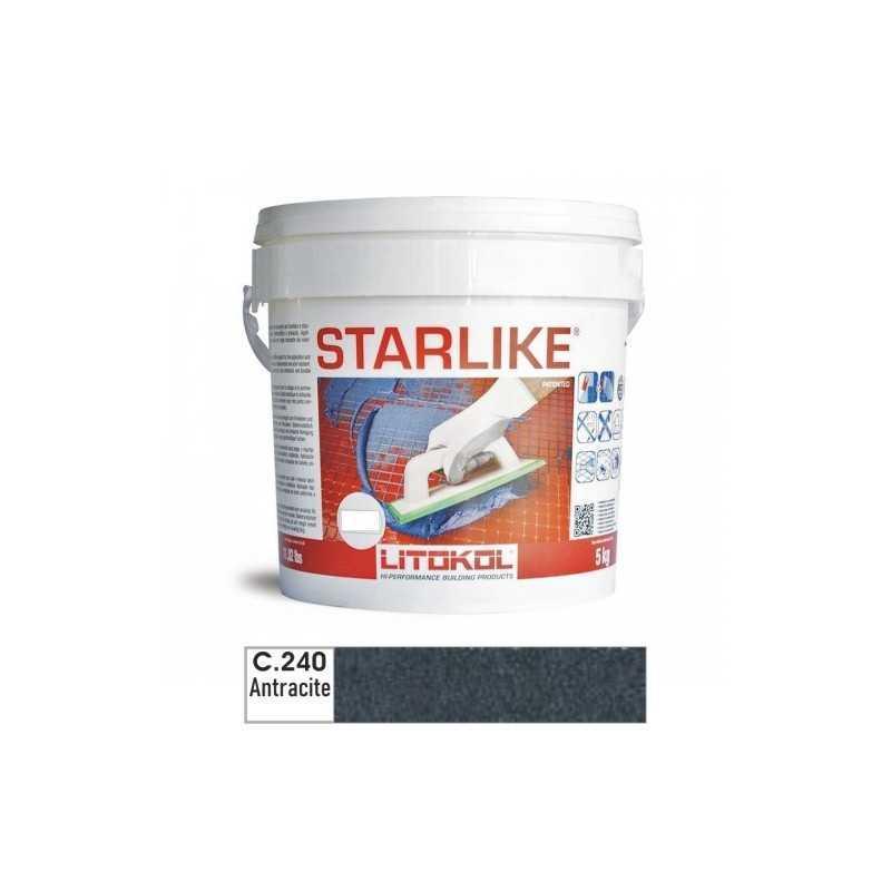 LITOKOL - STARLIKE® C.240 kg.5 Antracite - a soli 57,00€ su FESEA online - fesea.shop