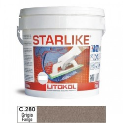 STARLIKE® C.280 kg.5 Grigio Fango