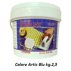 STARLIKE® C.390 kg.2,5 Artic Blu