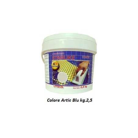 LITOKOL - STARLIKE® C.390 kg.2,5 Artic Blu - a soli 34,50€ su FESEA online - fesea.shop