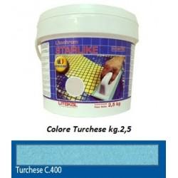 STARLIKE® C.400 kg.2,5 Turchese