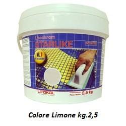 STARLIKE® C.430 kg.2,5 Limone