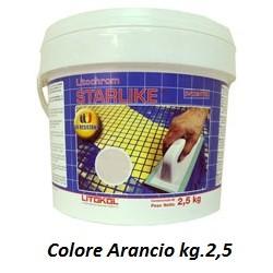 STARLIKE® C.460 kg.2,5 Arancio