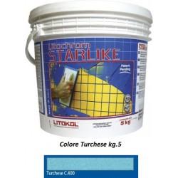 STARLIKE® C.400 kg.5 Turchese