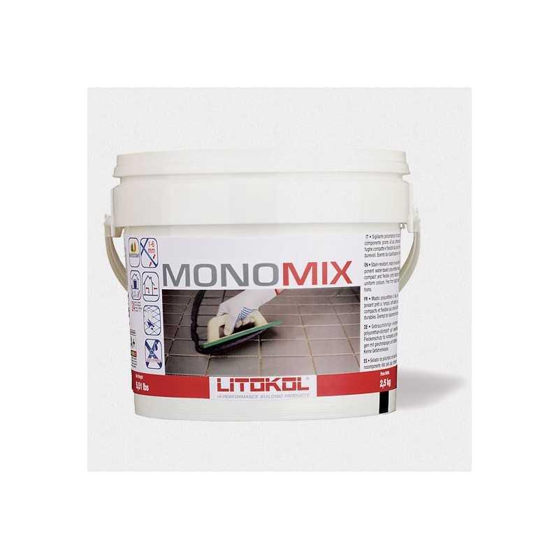 LITOKOL - STARLIKE® MONOMIX C.310 da 2,5kg TITANIO - a soli 33,60€ su FESEA online - fesea.shop