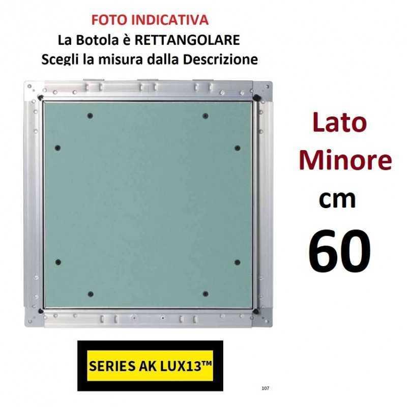 AKIFIX - BOTOLA cm 60 x 100 Serie AK Lux13 - a soli 142,00€ su FESEA online - fesea.shop