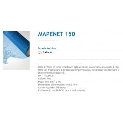 MAPENET 150 (ML 50) maglia 4x4,5 mm(Rete per MAPELASTIC)