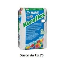 KERAFLEX Grigio kg. 25(Adesivo cementizio)