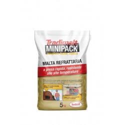 Malta Refrattaria 5kg MiniPack
