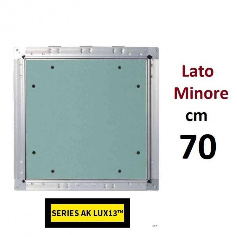 AKIFIX - BOTOLA cm 70 x 70 Serie AK Lux13 QUADRATA - a soli 117,60€ su FESEA online - fesea.shop
